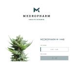Cannabis mit viel Cannabidiol wie von Medropharm Medical Cannabis - Richtige und wichtige Medizin!