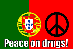 Portugal:: Peace on drugs!